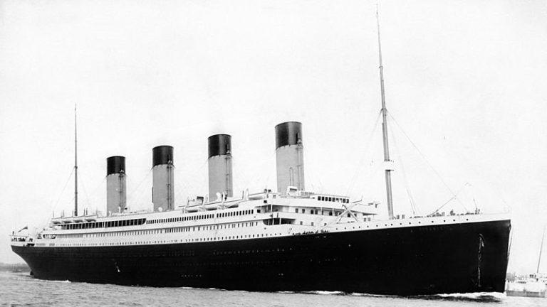 titanic conspiracy