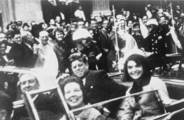 The JFK Conspiracy Theory
