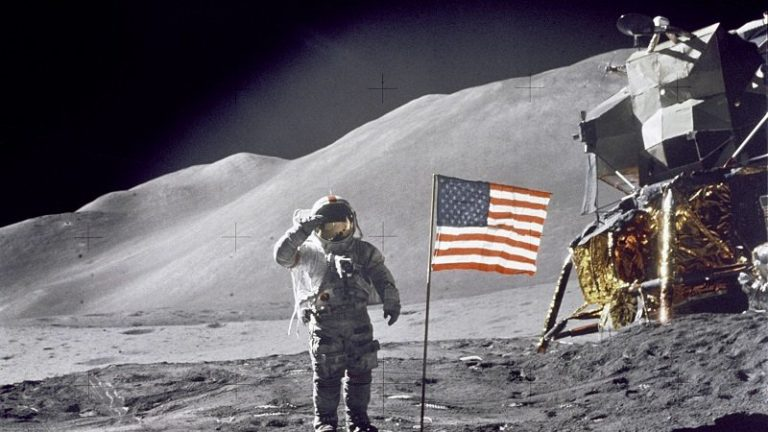 The Moon Landing Conspiracy
