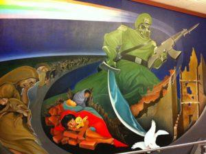 Denver International Airport conspiracy