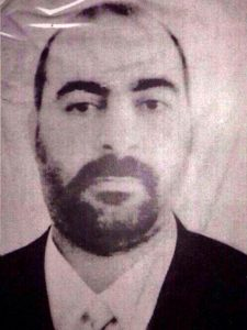 Al Baghdadi Claimed to be Mossad Agent