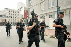 Operation Blackwater in New Orleans