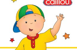 Caillou Cancer Conspiracy