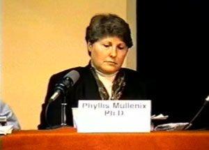 Dr. Phyllis Mullenix