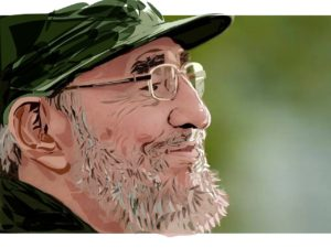 Fidel Castro, the greatest nemesis of the U.S.