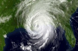 Hurricane Katrina Conspiracy