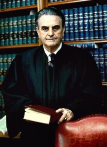 Judge, John Sirica