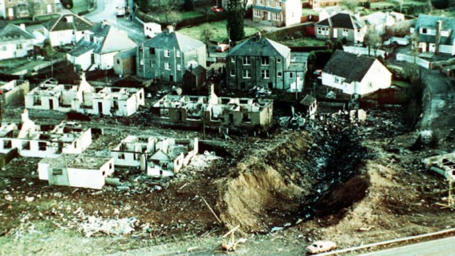 Lockerbie Bombing Conspiracy