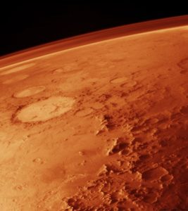 Mars the Red Planet - Craters