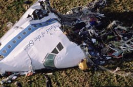 Pan Am Flight 103 Conspiracy