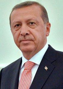 Recep Tayyip Erdoğan, Turkey President 2017