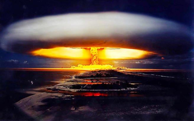 Tsar Bomb Explosion