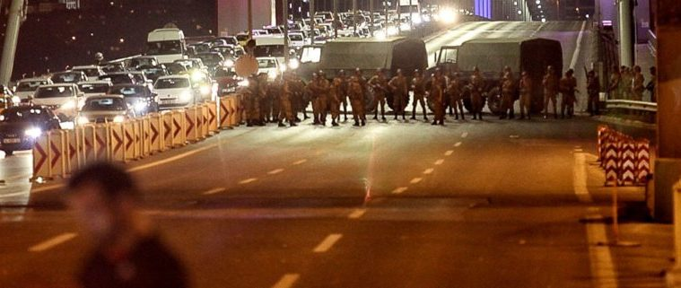 Turkey Coup Detat, Conspiracy 2016
