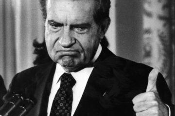 Watergate Scandal Conspiracy