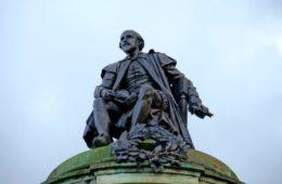 William Shakespeare Conspiracy Main Image Statue