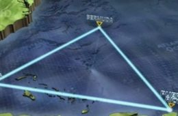 Bermuda Triangle Conspiracy Solved