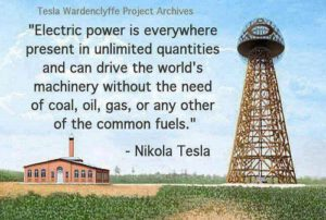 Free Energy and Nikola Tesla