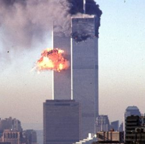 September 11 Twin Towers