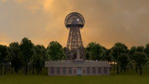 Wardenclyffe Tower, Tesla Tower