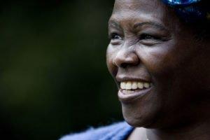 Wangari Maathai, Kenyan ecologist