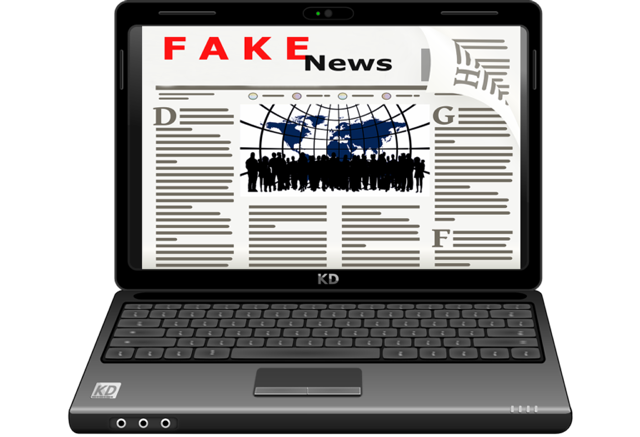 Media and Conspiracy - Fake News Controlling Masses