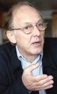 Dr. Michel Chossudovsky, Canadian Economist